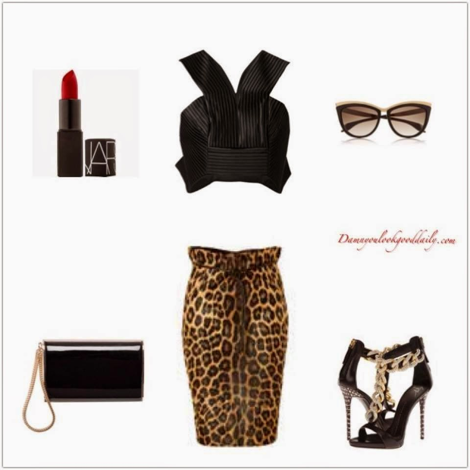 How To Wear Leopard Print Clothes