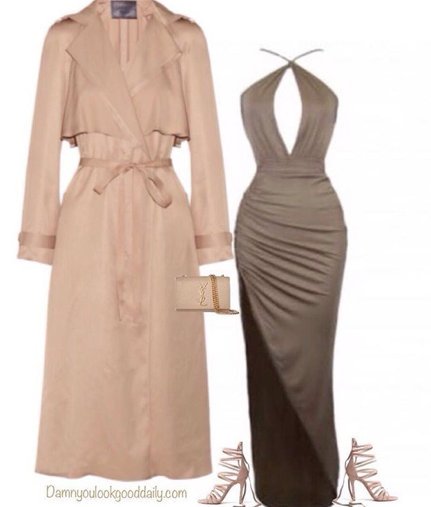 cold-weather-wedding-outfit-ideas-gown-dress-long-coat