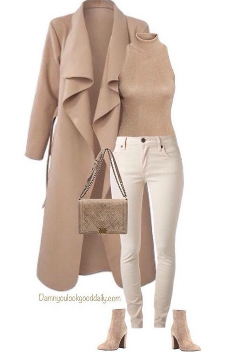 fall-winter-outfit-ideas-camel-coat-chanel-bag-ankle-boots-sleeveless-turtleneck