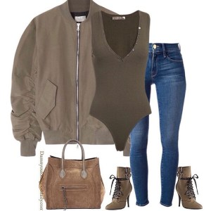 green-bomber-jacket-with-jeans
