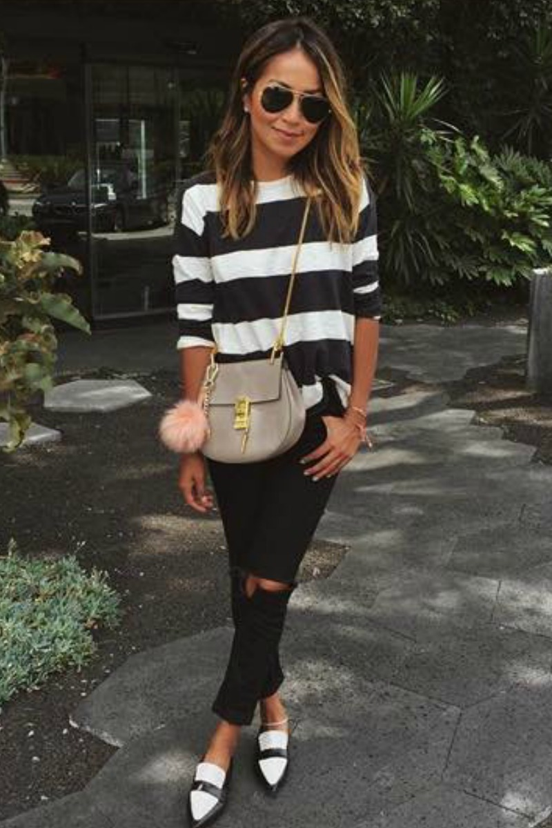 sincerely-jules-fall-outfit-casual-streetstyle-chloe-bag-striped-shirt