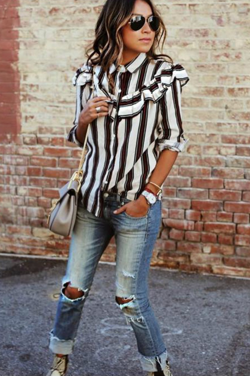 sincerely-jules-fall-outfit-casual-streetstyle-ripped-jeans-ruffle-blouse