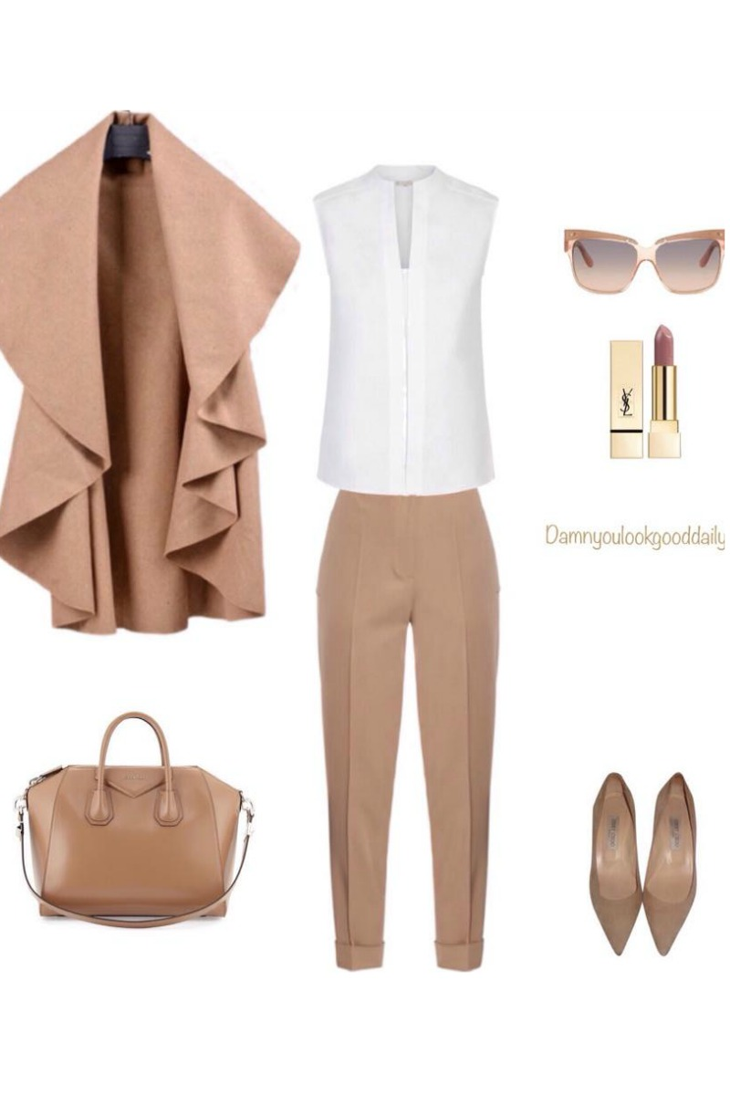 work-outfit-idea-nude-pumps-nude-pointy-toe-pumps