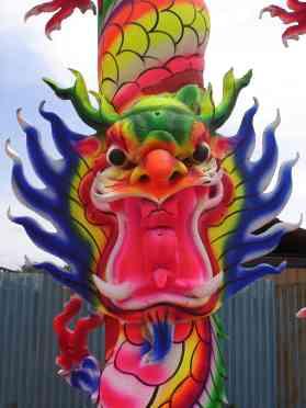 Malaysian dragon