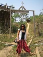 Susaengdeun on the path to the Karen Catholic Church