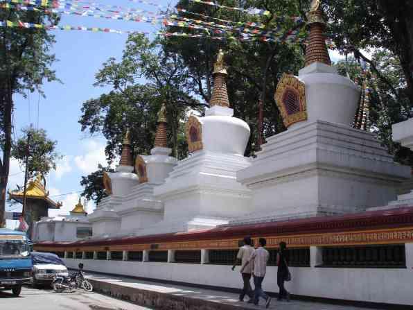 Around Swayambhunath