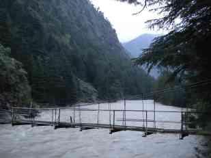 The river in Kasol