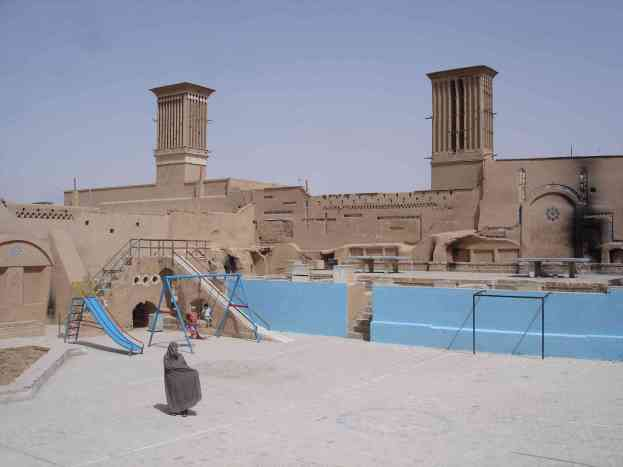 The Old City, Yazd