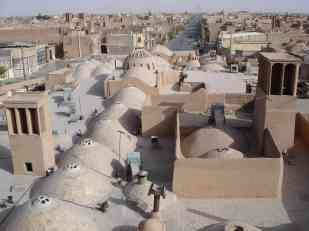 Yazd; 'The Brown City'