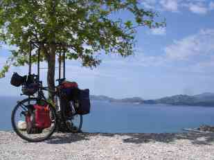 Cycling the Med