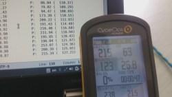 testing power meter