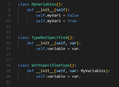 Two similar classes, but one with specified parameter
