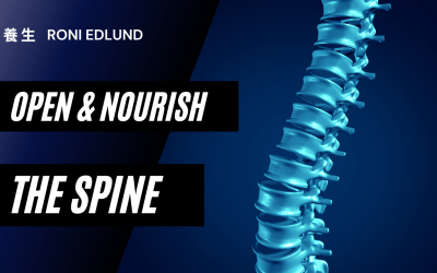 Opening & Nourishing the Spine
