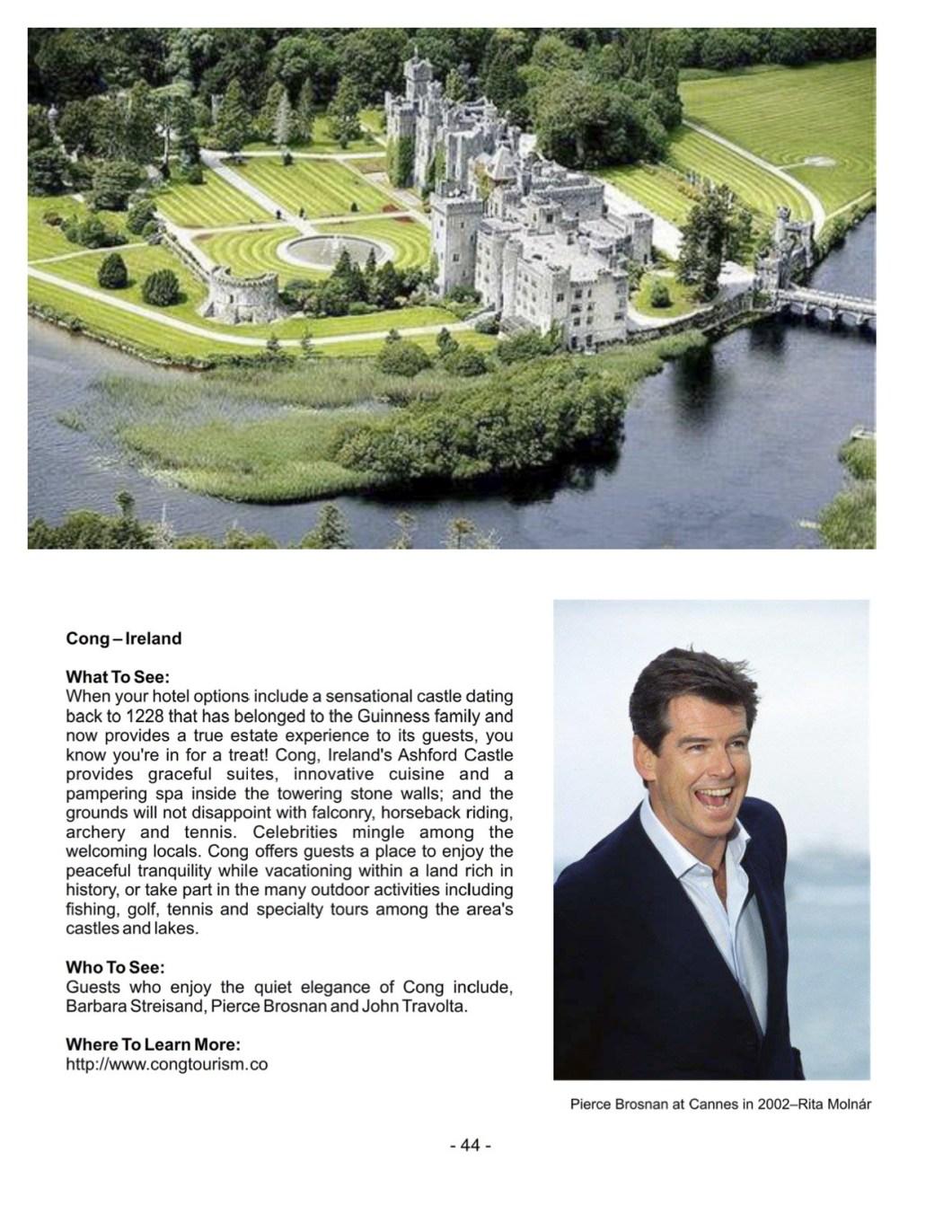 Celebrity Getaways 3 | Damon M Banks