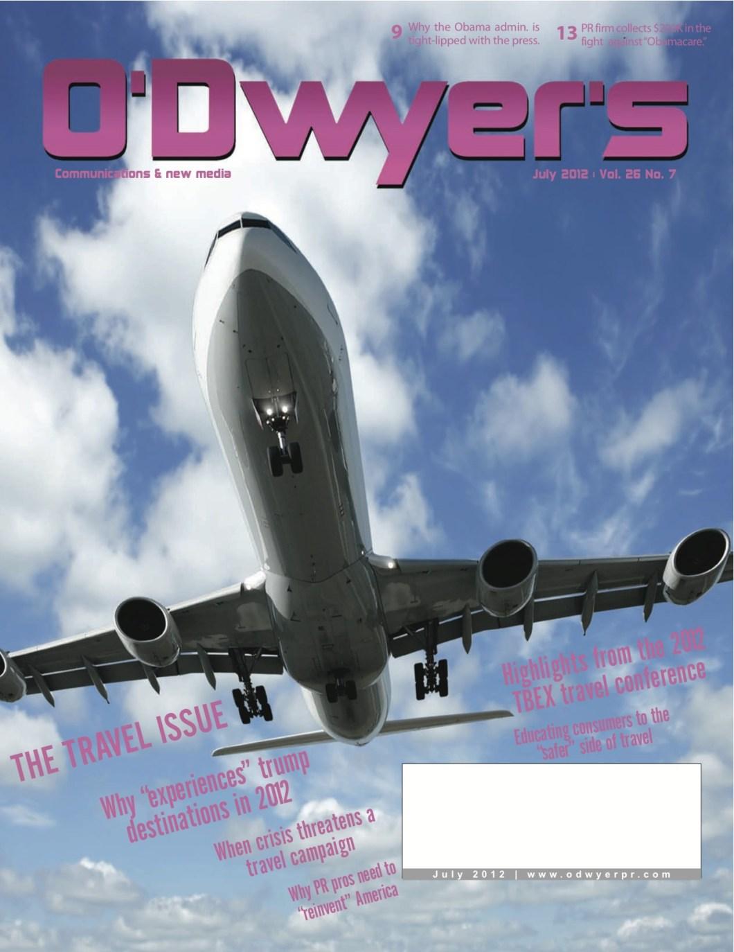 Odwyers | Damon M Banks