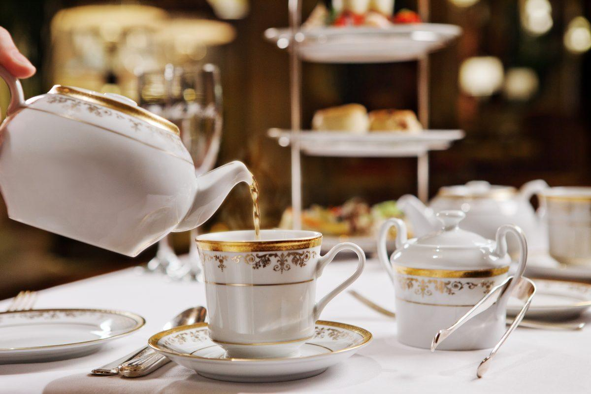 Afternoon Tea, a D.C. Tradition, at The Willard & More
