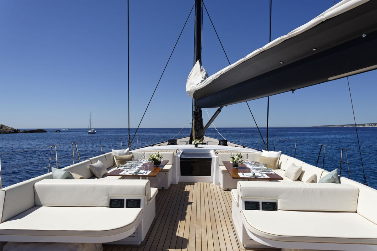 An Inside Look at Nautor's Swan Luxury Sailing Yachts