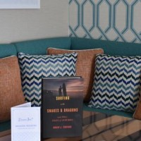 Enjoy the Bedside Reading Program During Your Next Hotel Stay