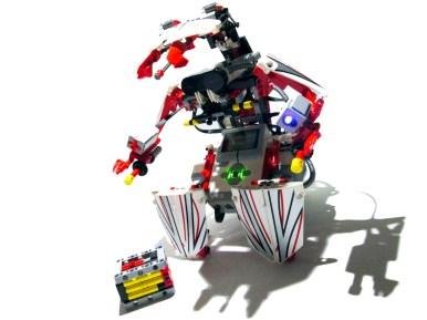 Blast3r Droid