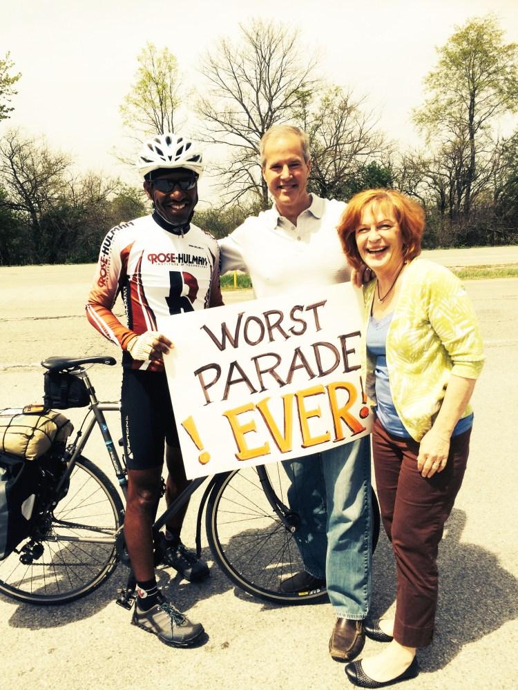 TransAmerica Bike Ride Day 35 - 90 miles