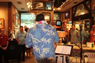 Wyland Gallery Signing 2 023
