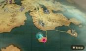 La carte du monde est bien grande