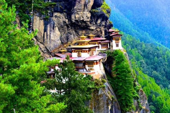Tigers-Nest-monastery-Bhutan.