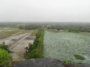 Dutugamunu Aranya Senasanaya is surrounded by a calm view.
