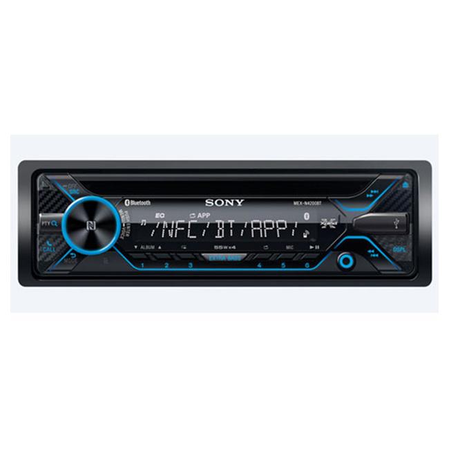 AUTOESTEREO SONY MEX-N4200BT