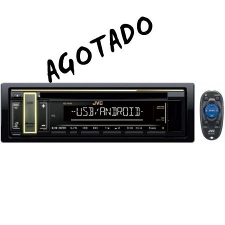 AUTOESTÉREO JVC KD-T408