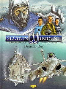 Couv Sectiion Trident Tome 1 dominoDay