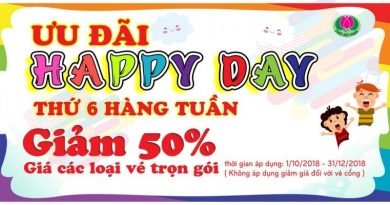 Happy day CVVH Đầm Sen