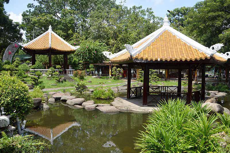 Vườn Nhật Bản 1