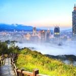 Một góc Đài Bắc