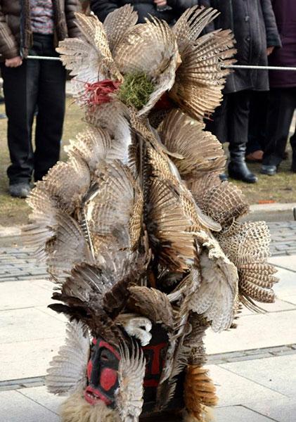 Фестивалът Сурва в Перник 2