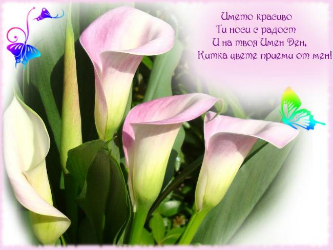 Пожелания за Цветница - 1