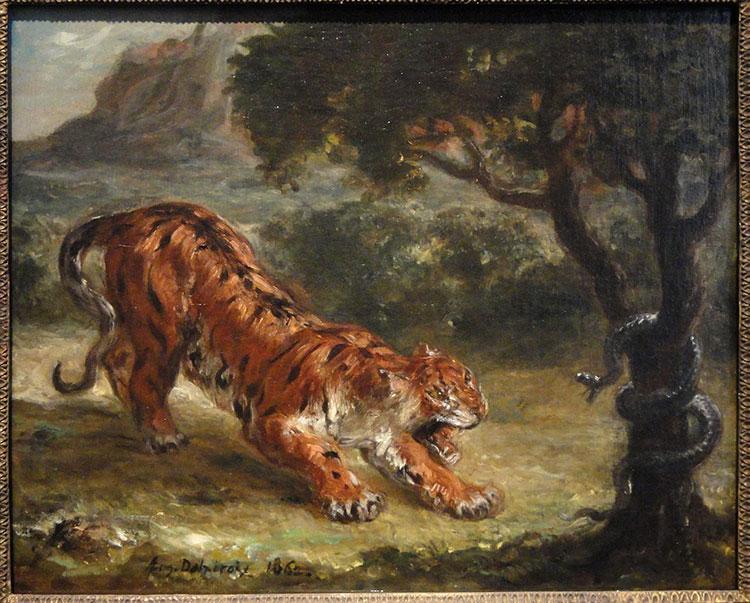 Китайски хороскоп - Тигърът и неговите партньори 5