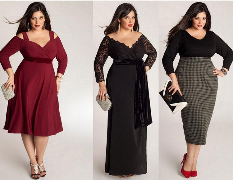 Мода за пълни дами 3