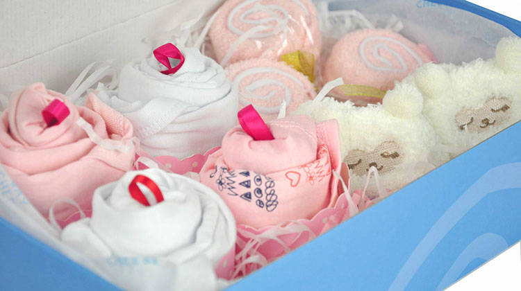 Идеи за подарък на новородено 2