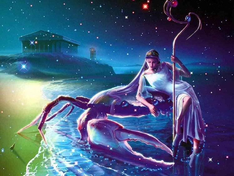 Любовен хороскоп: Жената Рак 2