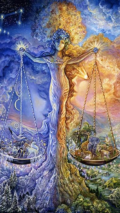 Любовен хороскоп: Жената Везни 3