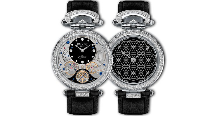 Ревю на дамски часовници със скъпоценни камъни