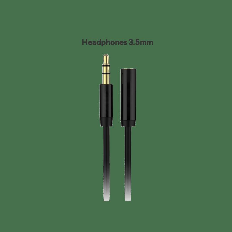 Headphones 3.5mm AUX cable