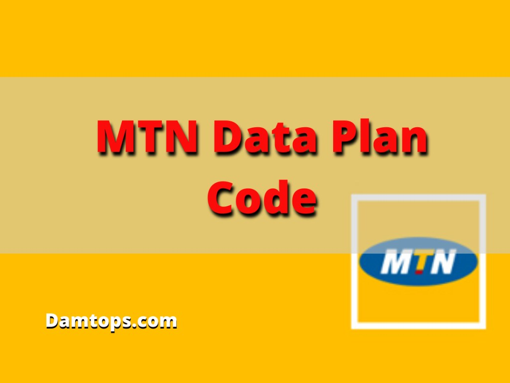 Mtn Data Plan 2020 Subscription Code And Prices Damtops Com