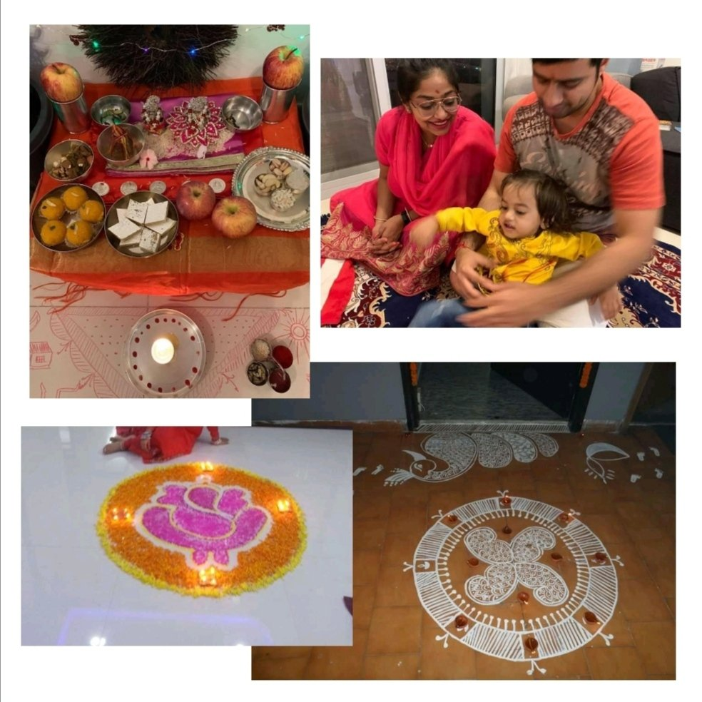 Create a memorable Diwali party plans with family and friends