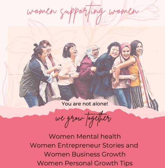 WomenSupportWomen - MeenalSonal