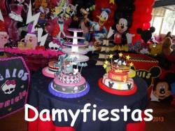 fiesta de monsther High y Mickey 04 de Agosto (3)