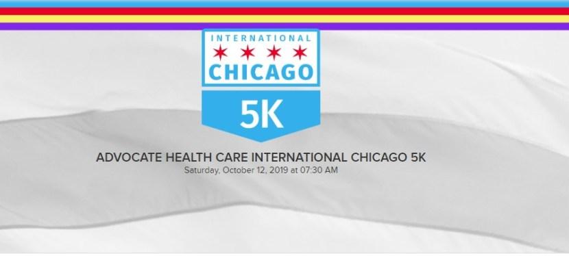 Chicago international 5k – fris opwarmertje
