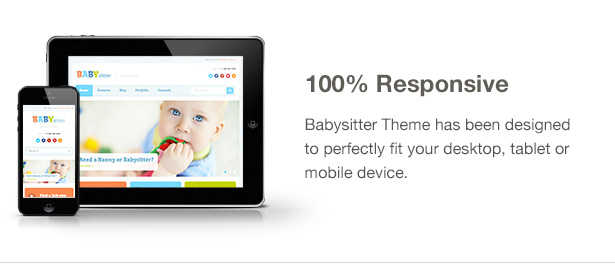 Babysitter Feature: Responsive