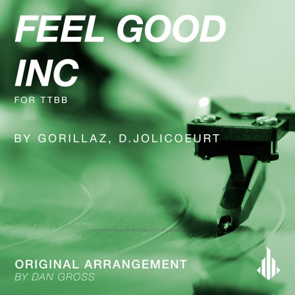 Feel Good Inc for TTBB by Dan Gross